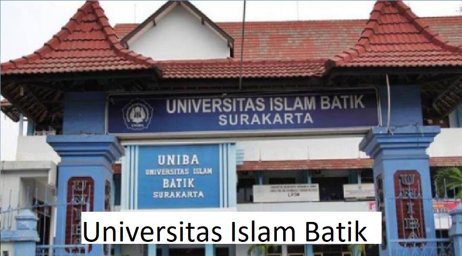 Universitas Islam Batik – UNIBA