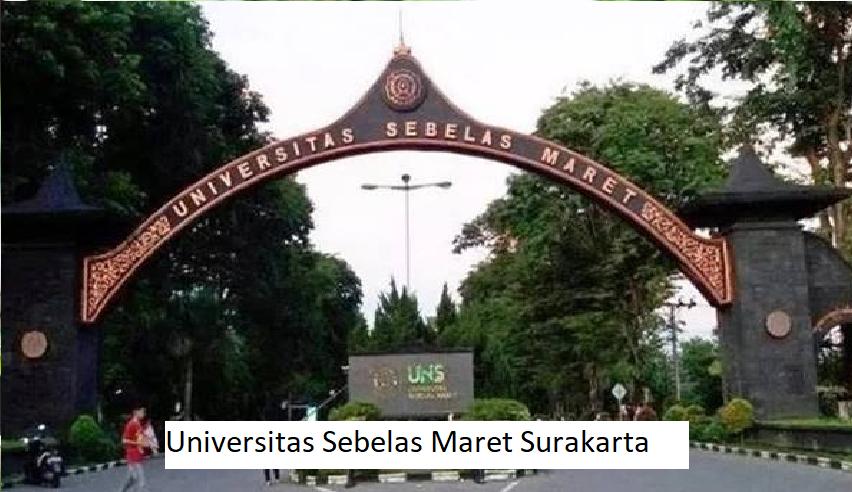 Universitas Sebelas Maret Surakarta –UNS