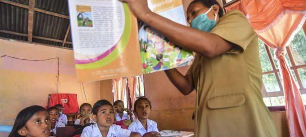 Kurangnya Perhatian Ekstra Pendidikan Di Daerah Timur Indonesia