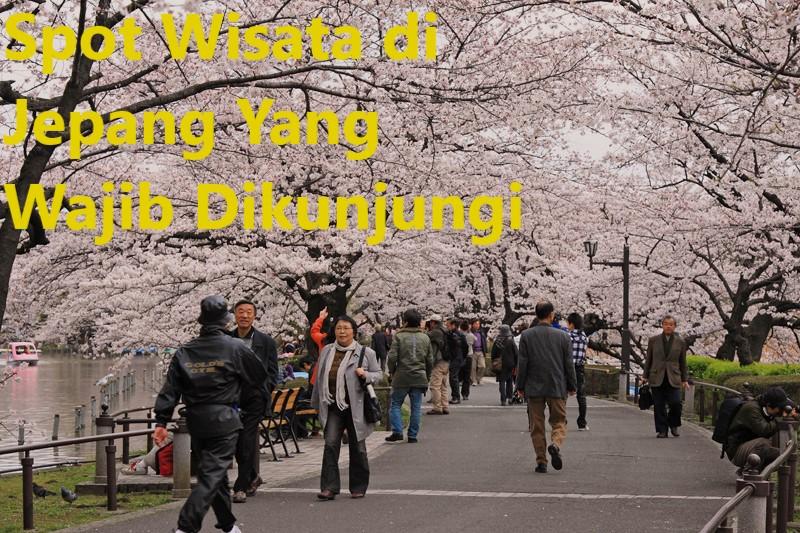Spot Wisata di Jepang Yang Wajib Dikunjungi